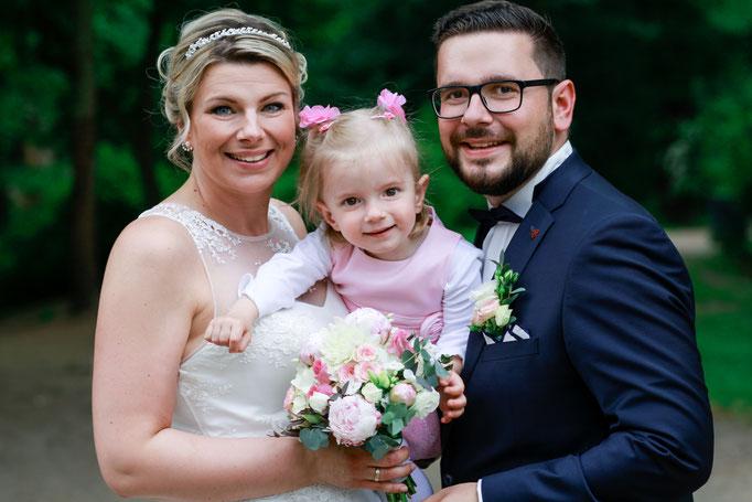 Hochzeiten| Hendrikje Richert Fotografie| Familie, Tochter