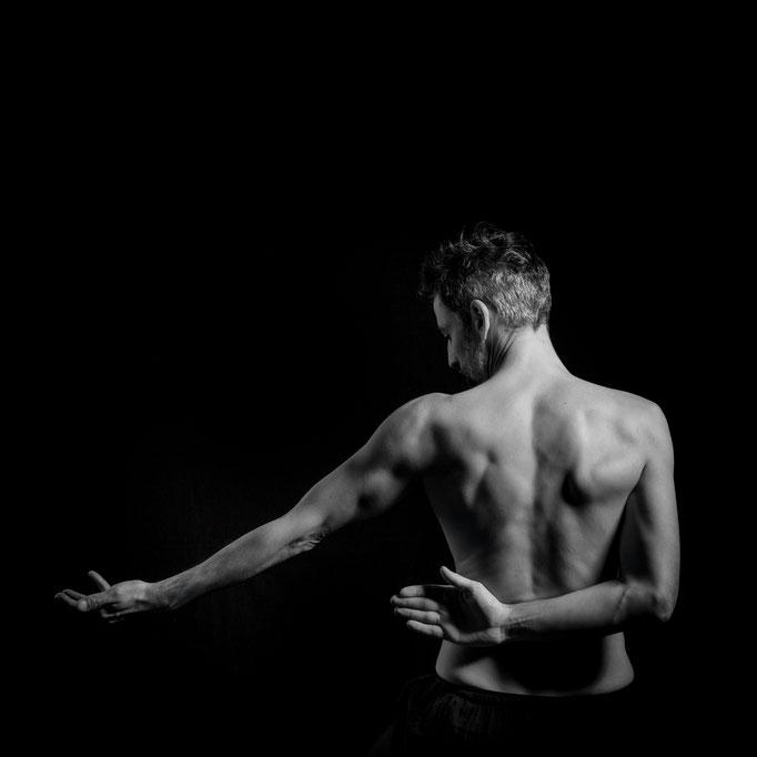 """©Valéria Pacella 2018, """"Le corps en mouvement""""."""