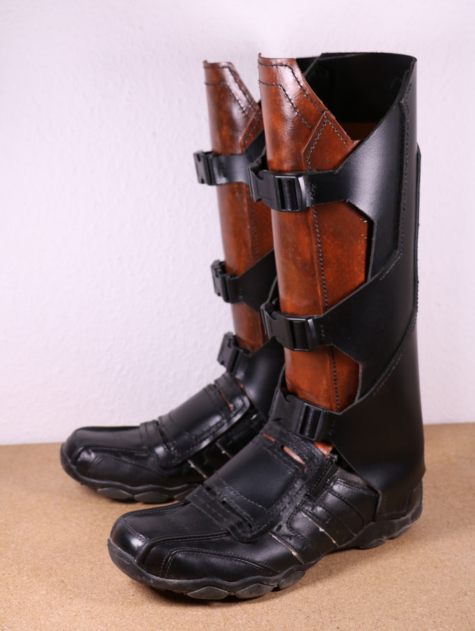 "Starlord Boots from ""Marvel´s Guardians of the Galaxy Vol.2""  (One piece made for personal use)"