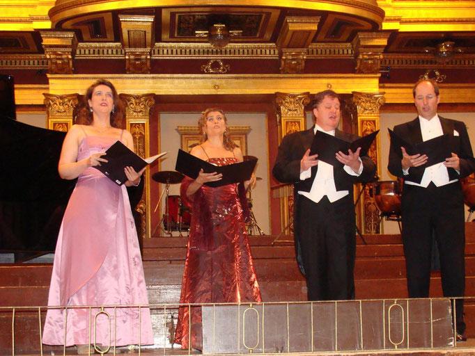 (c) Goldener Saal/Wiener Musikverein