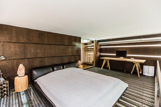 ID 054 Пресненская набережная дом 6стр2 - Лофт апартамент в аренду на длительный срок!