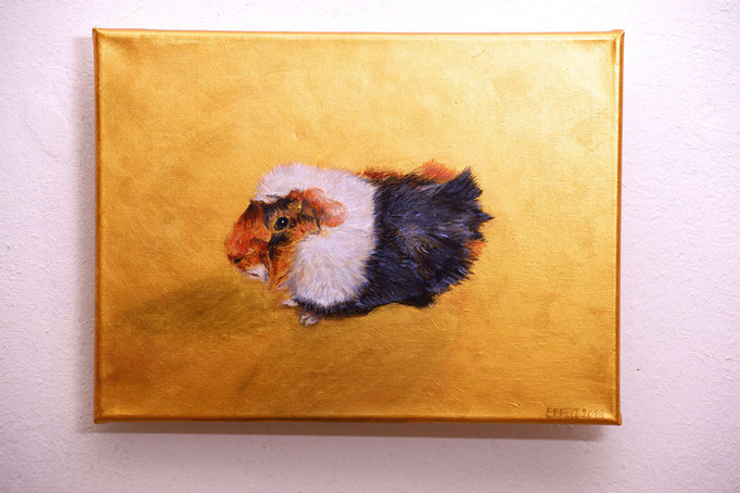 20 x 30 cm- Acryl auf Leinwand