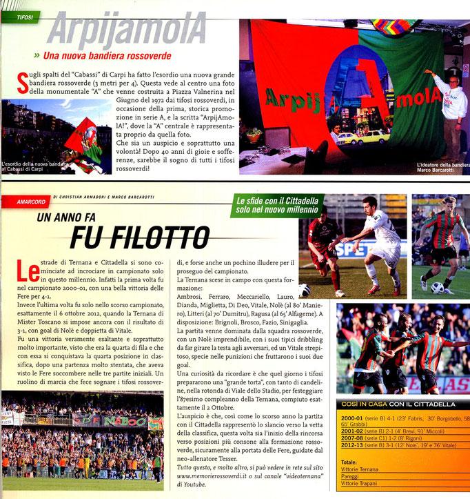 2014-02-01. LA CONCA TERNANA
