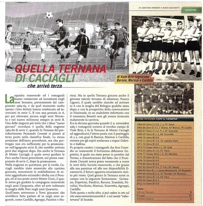 2014-04-05. LA CONCA TERNANA