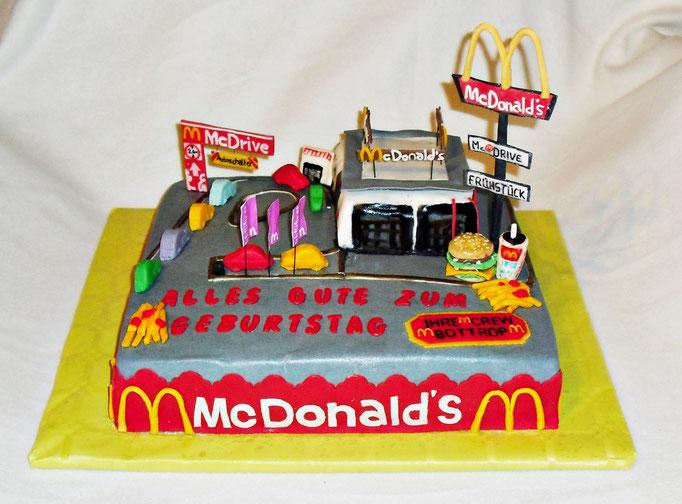 McDonalds Bottrop