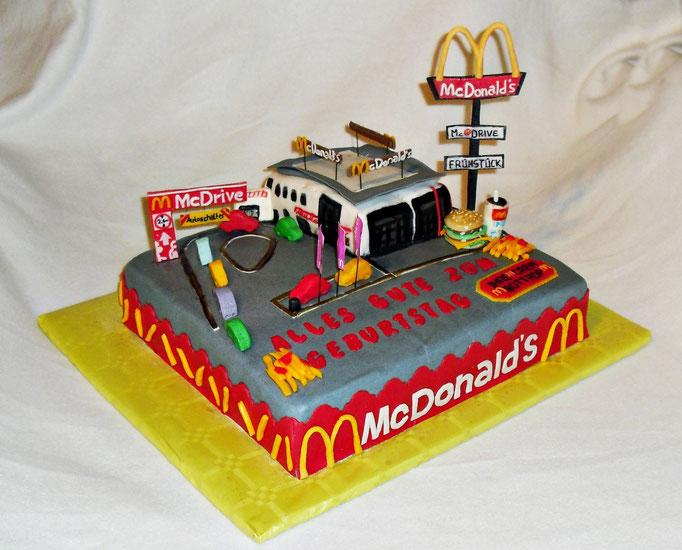 McDonalds Bottrop :) für den großen Chef von McDonalds Bottrop