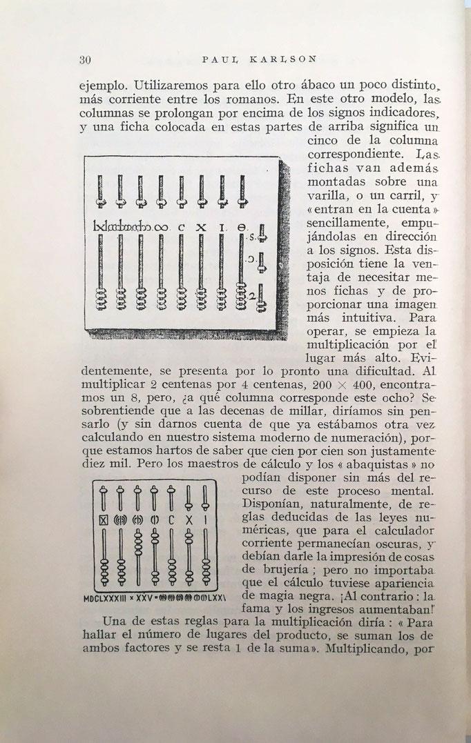 """En el capítulo I """"De los Números"""" se repasa la historia de las primeras calculadoras"""