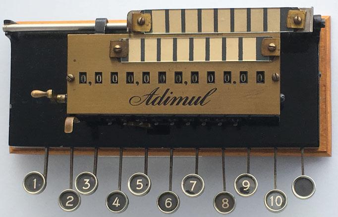 Tanto ADIMUL como KULI son mejoras de ADIX (1903) y DIERA (1906)