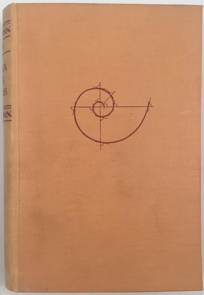 LA MAGIA DE LOS NÚMEROS, Paul Karlson, 744 páginas, año 1960, 15x22 cm