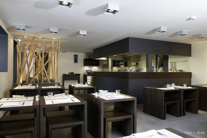 OX Asian Cuisine, Marina Lachen