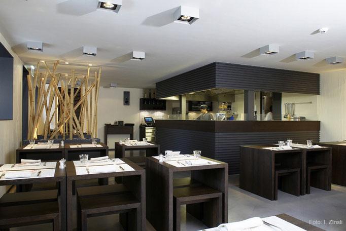 OX Asian Cuisine, Marina Lachen