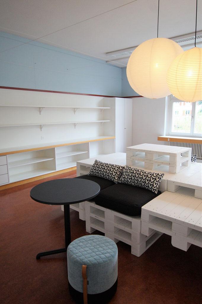 Raum für die Ludothek, Gemeinde Meilen
