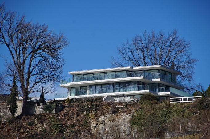 Neubau Villa rechter Zürichsee