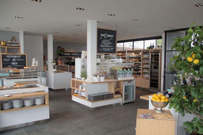 Restaurantpavillion Strandbad Buchhorn, Arbon