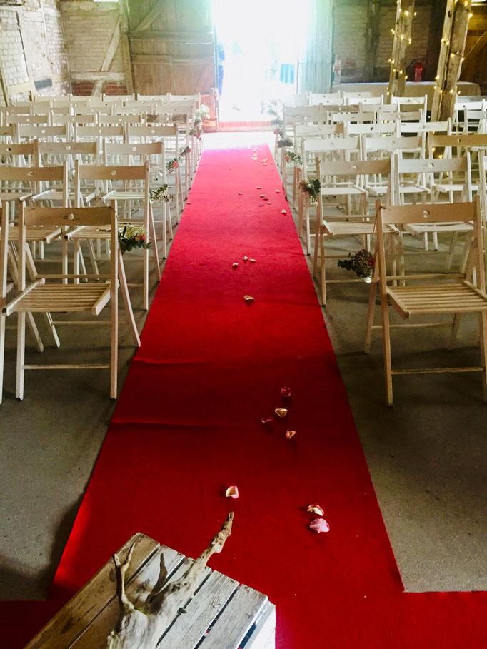 Hamburger Rederei, Hochzeitszeremonie, Landhochzeit,  Hamburg Freie Trauung, Hochzeitsrednerin, Hochzeit Hamburg, Blumenschmuck, Hochzeitsdekoration