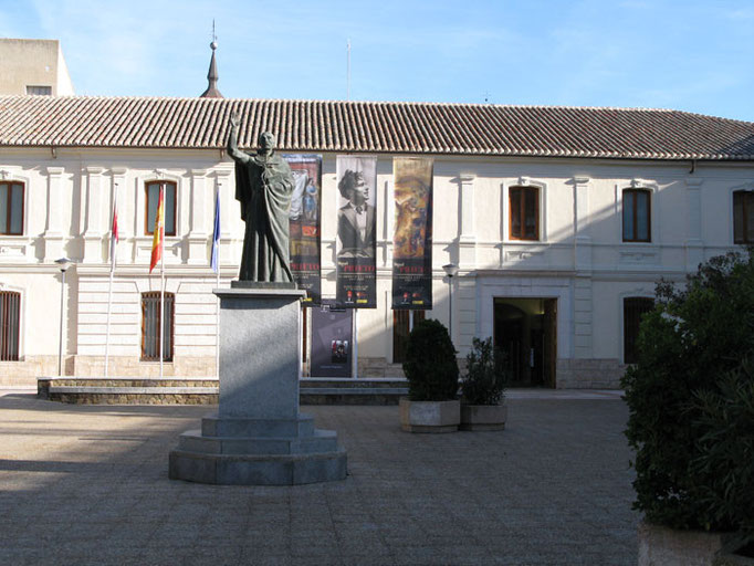 ANTIGUO CONVENTO DE LOS MERCEDARIOS, HOY MUSEO