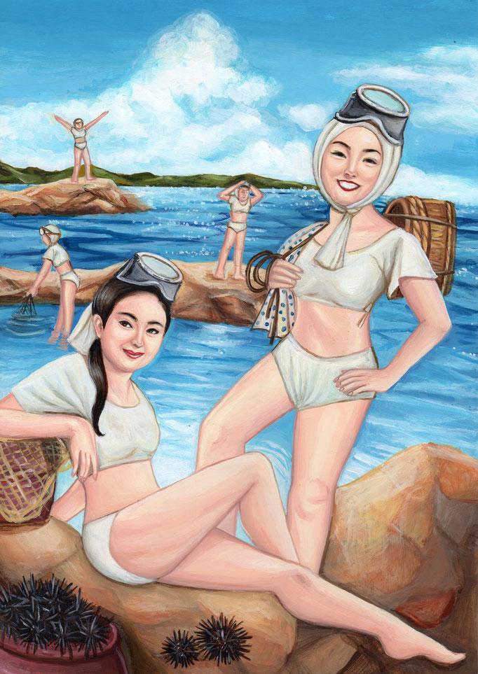 海女の楽園