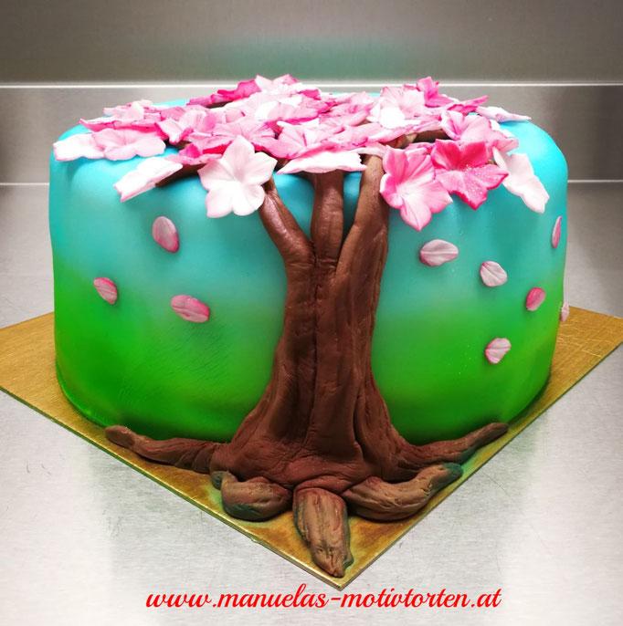 Baum Torte
