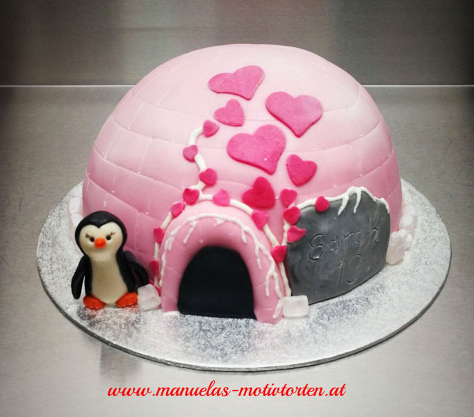 Iglu Torte