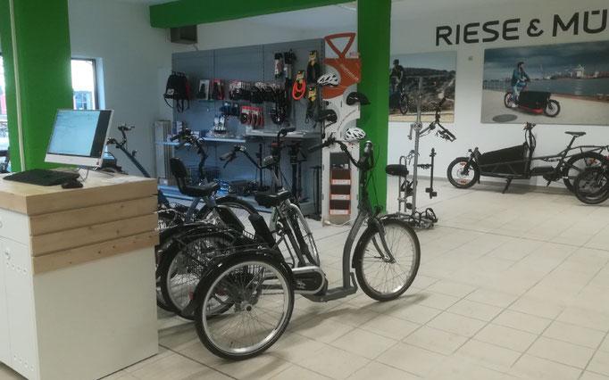 Lasten e-Bikes und e-Dreiräder in München