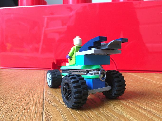 Victorinox mit Lego