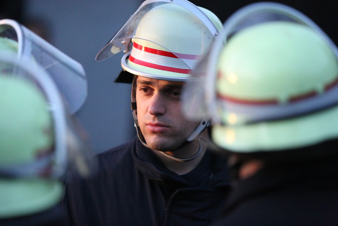 Kreisbrandinspektor Dr. Sven Holland