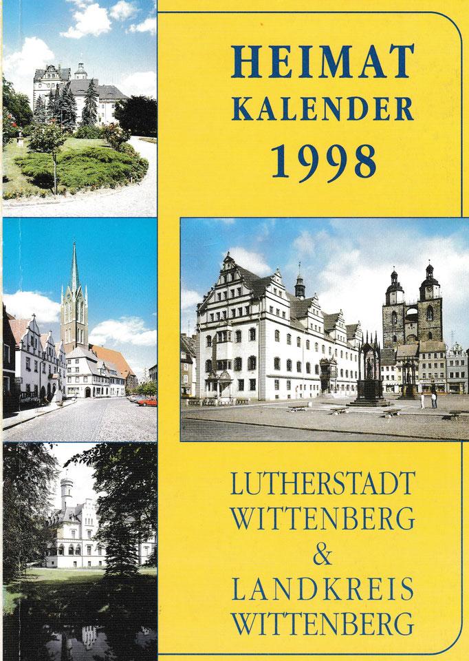 Heimatkalender 1998