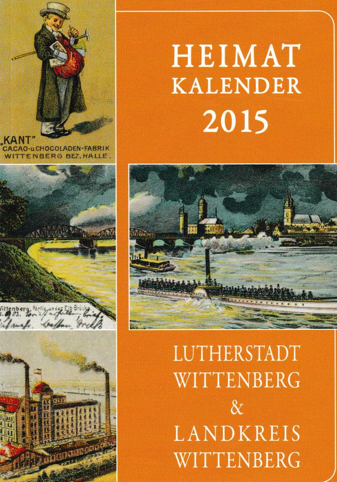 Heimatkalender 2015