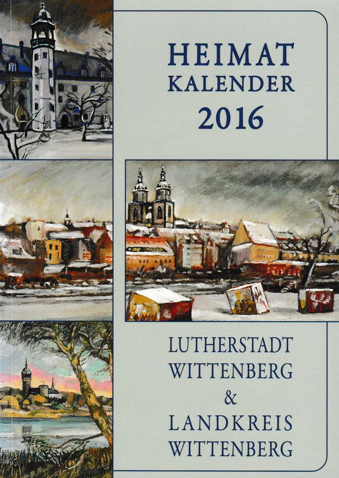 Heimatkalender 2016