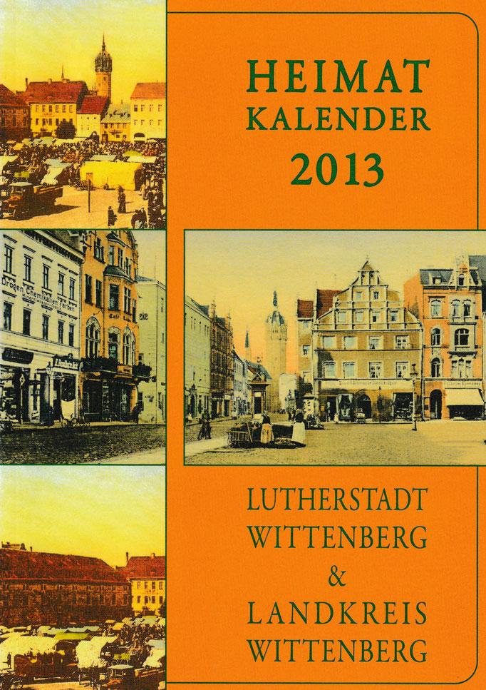 Heimatkalender 2013