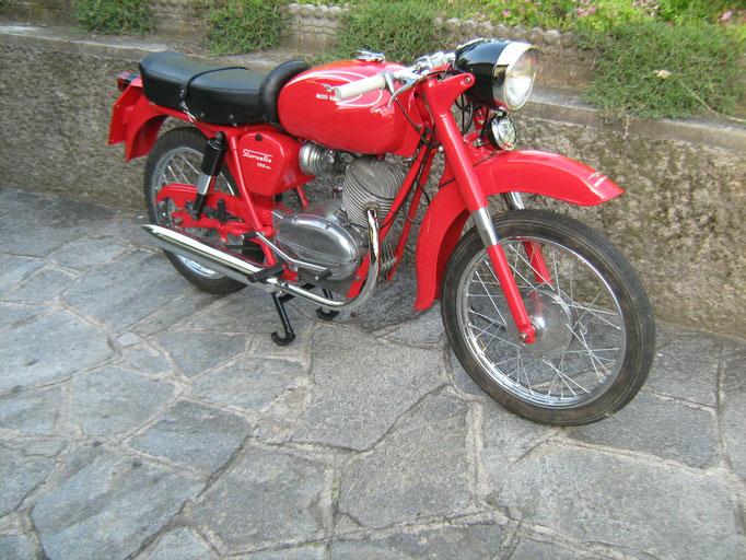 Moto Guzzi Stornello 125 Turismo - 1960