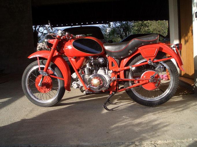 Moto Guzzi 250 Airone Sport - 1952
