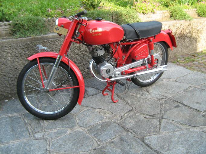 Benelli Leoncino125 - 1957