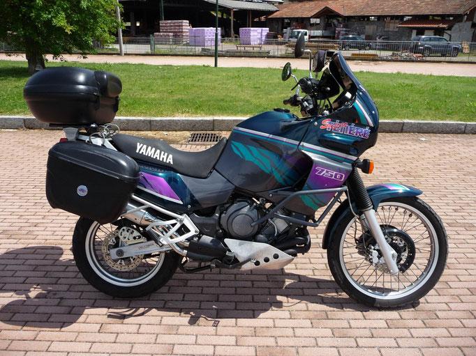 Yamaha XTZ 750 Supèrtenèrè 1991