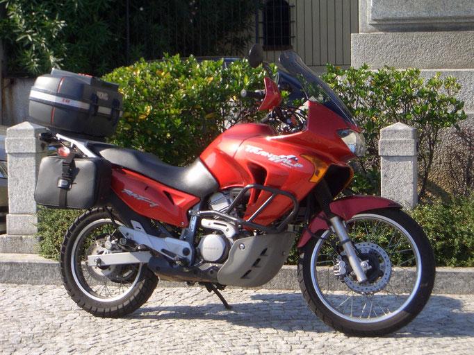 Honda Transalp 650 - 2000