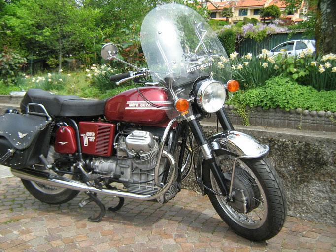 Moto Guzzi 850 GT - 1972
