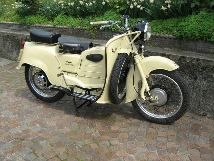 Moto Guzzi Galletto 192 - 1954