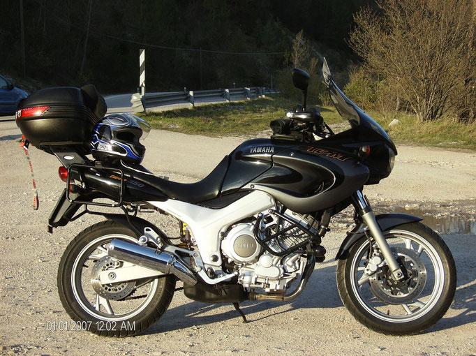 Yamaha TDM 850 - 2000