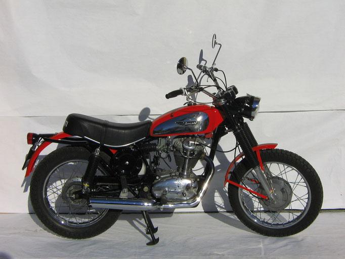 Ducati Scrambler 350 - 1973