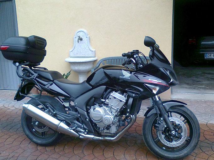 Honda CBF 600 - 2010