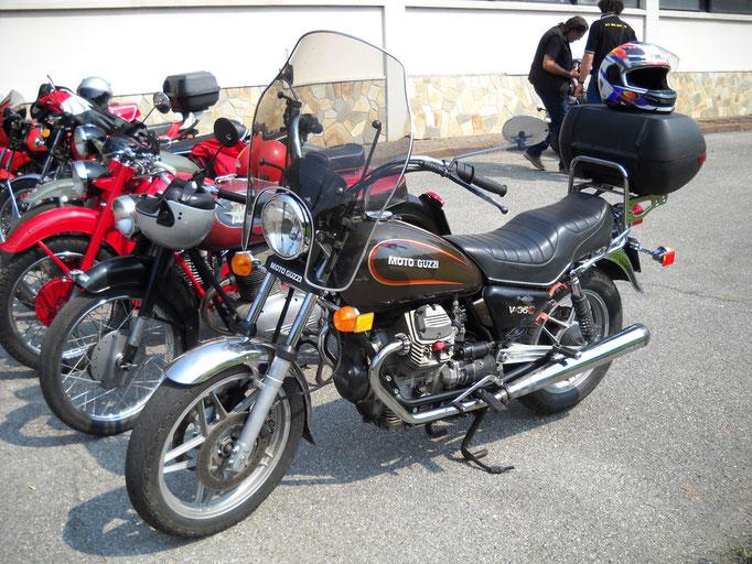 Moto Guzzi V-35 C 1983