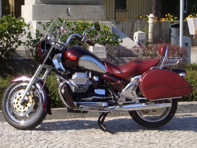 Moto Guzzi California 1100 - 80°- Frau