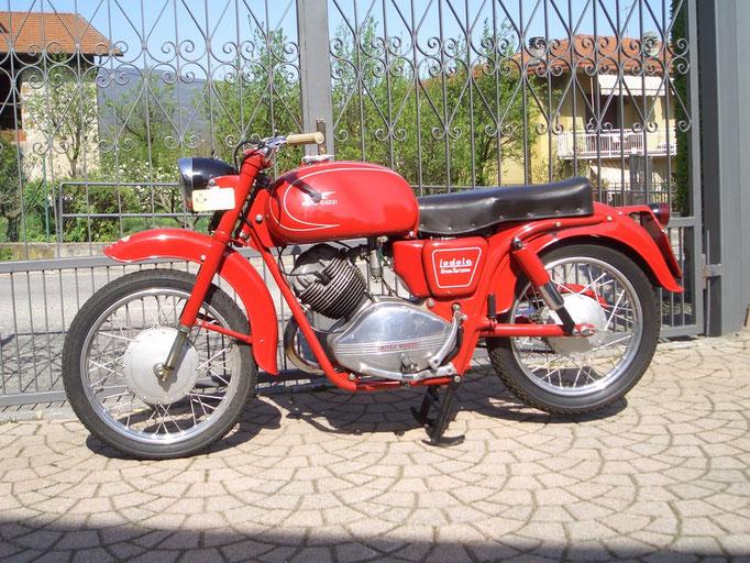 Moto Guzzi Lodola Gran Turismo 235 - 1960