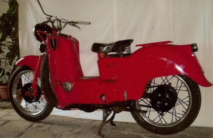 Moto Guzzi Galletto 192 - 1957