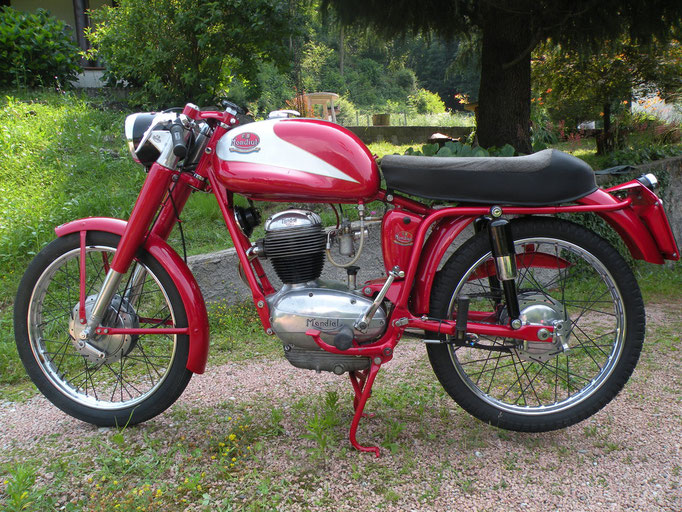 Mondial 125 Special - 1959