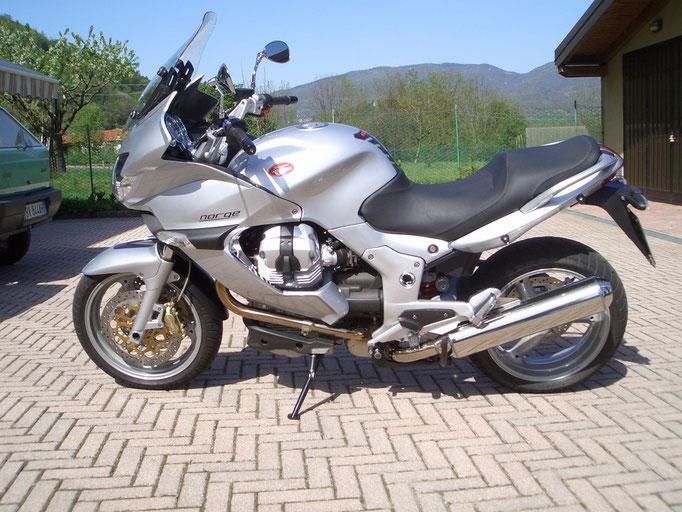 Moto Guzzi Norge 850 - 2009