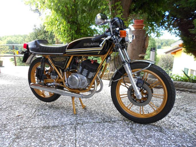 Malanca 125 E 2 C Sport 1980