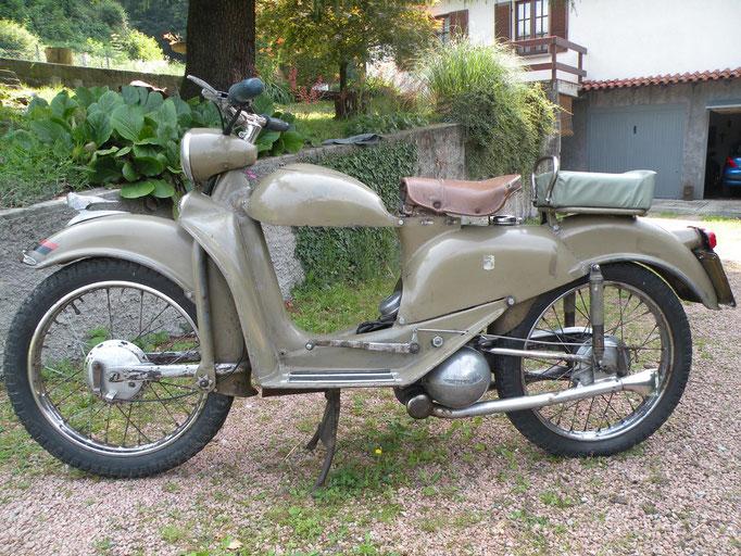 Aermacchi Cigno 125 - 1952