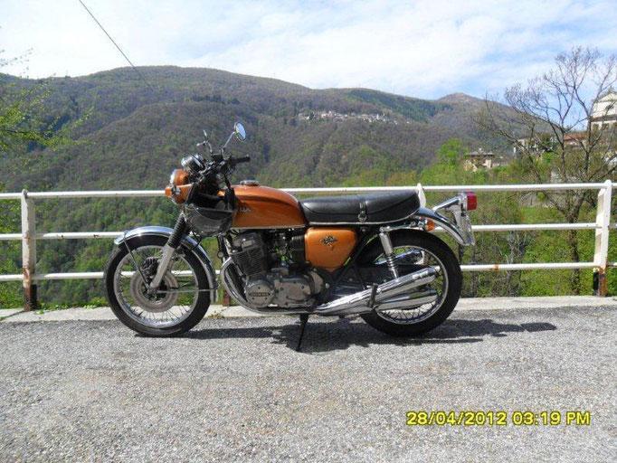 Honda 750 Four - 1976