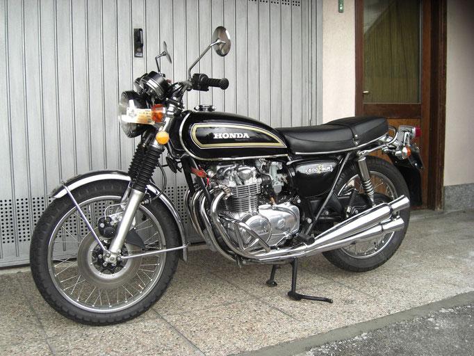 Honda CB 500 Four - 1977